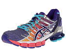 ASICS - Gel-Kinsei 4 (Hot Punch/Purple/Lightning) - Footwear