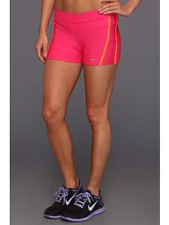 SALE! $19.99 - Save $10 on Nike Tempo Boy Short (S) (Pink Force Pink Force Total Crimson Metallic Red Bronze) Apparel - 33.37% OFF $30.00