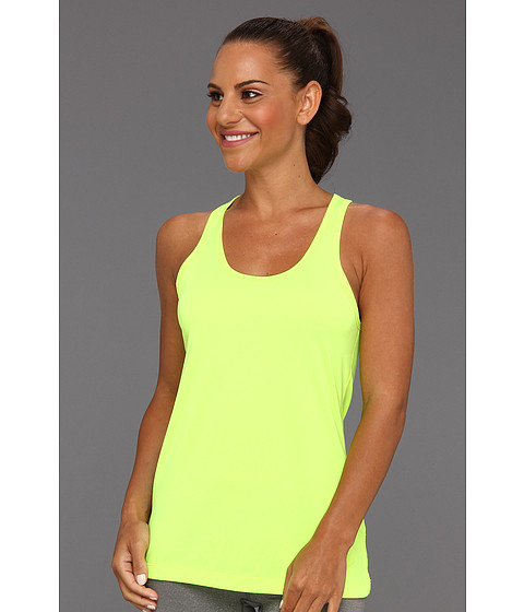 Nike - Legend Tank (Volt/Volt) Women's Sleeveless