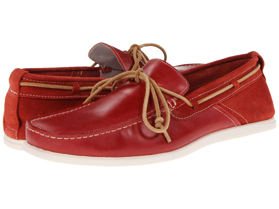 GBX - Bardo (Red) Men's Shoes