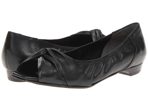 Rose Petals - Hardrock-2 (Black Softy Calf) Women