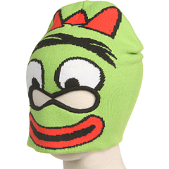 SALE! $11.99 - Save $13 on Volcom Yo Gabba Gabba Facemask (Big Kids) (Green) Hats - 52.04% OFF $25.00