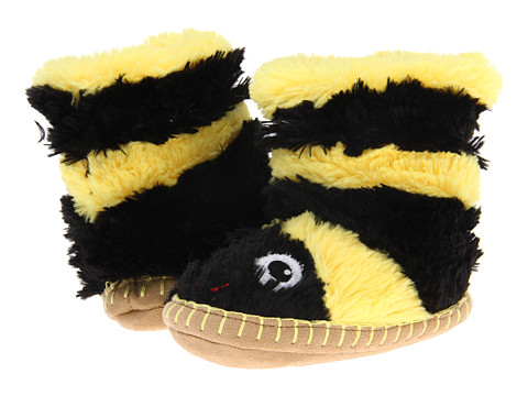 Hatley Kids - Bee Slippers (Toddler/Little Kid) (Yellow) Kids Shoes