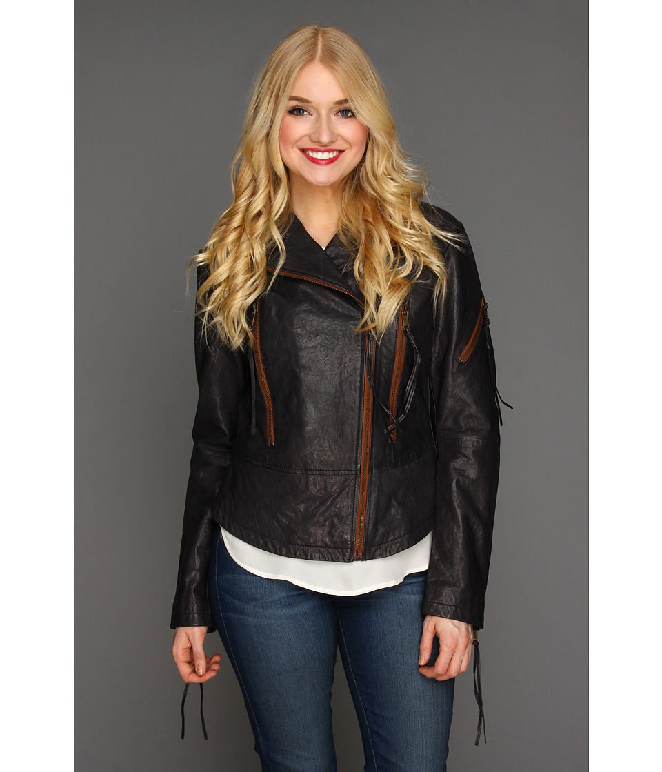 Diesel - Nix Jacket (Black) Women's Jacket