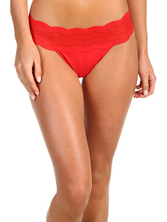 SALE! $17.27 - Save $3 on Cosabella Dolce Lowrider Thong (Poinsettia) Apparel - 13.65% OFF $20.00