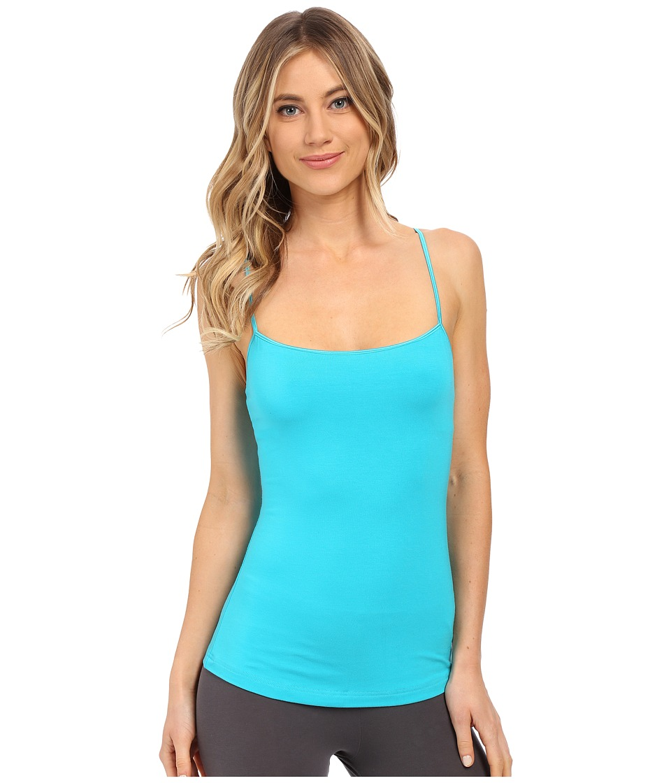 Cosabella - Talco Long Camisole (Blue) Women's Sleeveless