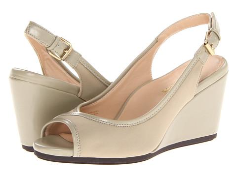 Taryn Rose - Darlena (Beige Stretch Fabric) Women