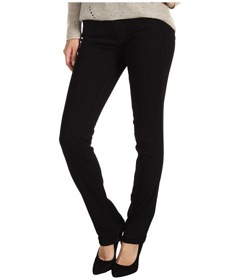 DL1961 - Coco Curvy Straight in Onyx (Onyx) Women's Jeans