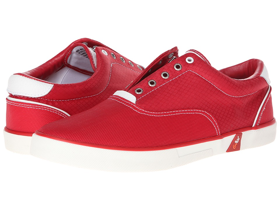 GBX - Deputy (Red Mesh) Men's Lace up casual Shoes