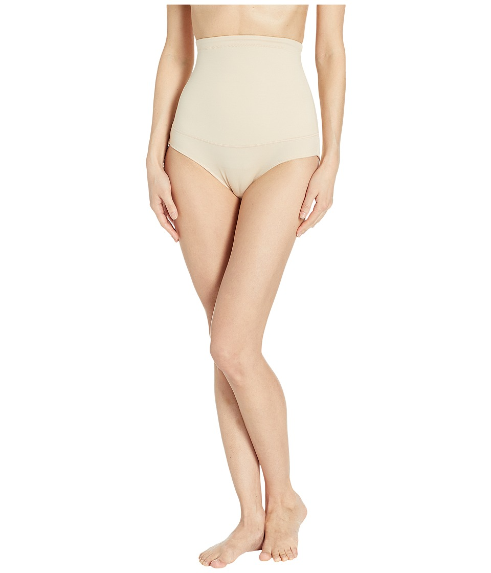 Flexees by Maidenform - Fat Free Dressing#174; Hi-Waist Brief (Latte) Women's Underwear