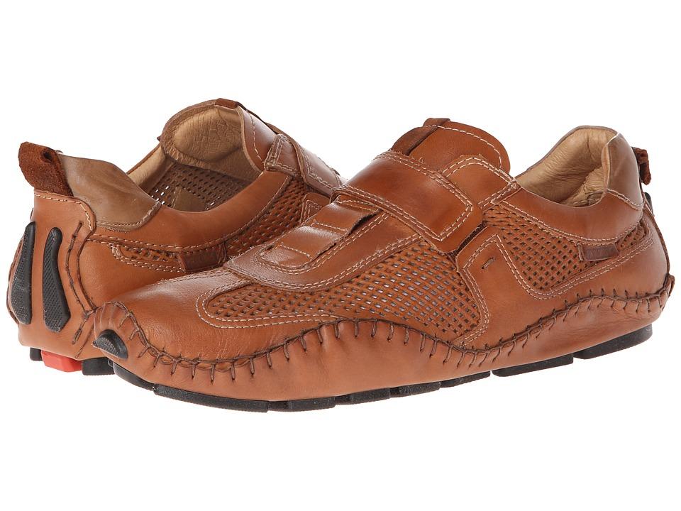 Pikolinos - Fuencarral 15A-6207 (Brandy/Cuero) Men's Shoes