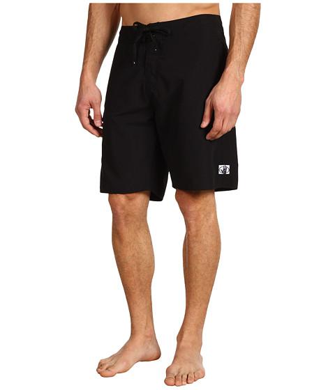 Body Glove - Juan Mor Tine Microfiber Boardshort (Black) Men's Swimwear