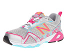 New Balance Kids KJ695 (Little Kid/Big Kid) (Pink/Blue)