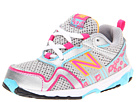 New Balance Kids KJ695 (Infant/Toddler) (Grey/Pink)