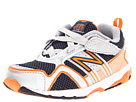 New Balance Kids KV695 (Infant/Toddler) (Blue/Orange)