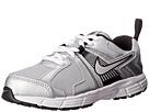 Nike Kids Dart 10 (Little Kid/Big Kid) (Metallic Silver/White/Black/Metallic Silver)