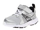 Nike Kids Dart 10 (Infant/Toddler) (Metallic Silver/White/Black/Metallic Silver)