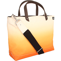 SALE! $106.99 - Save $88 on Jack Spade Industrial Canvas Zip Coal Bag (Natural Orange) Bags and Luggage - 45.13% OFF $195.00