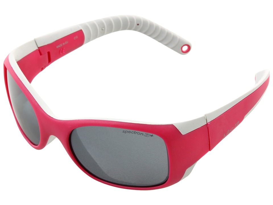 Julbo Eyewear - Booba (4-6 Years Old) (Fuchsia/Grey) Athletic Performance Sport Sunglasses