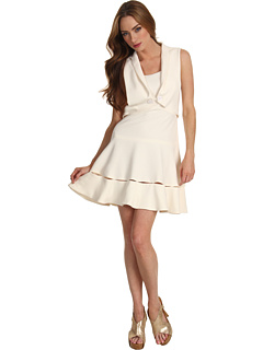 SALE! $246.99 - Save $303 on Z Spoke ZAC POSEN ZS 20 5011 12 (Ivory) Apparel - 55.09% OFF $550.00