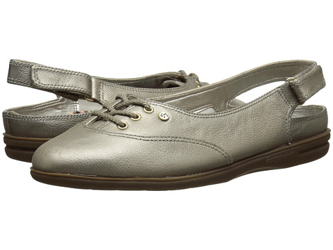 Easy Spirit - Mirelly (Champagne Gold) Women's Shoes