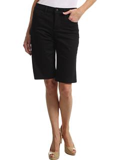 SALE! $31.99 - Save $36 on NYDJ Teresa Walking Short (Black) Apparel - 52.96% OFF $68.00