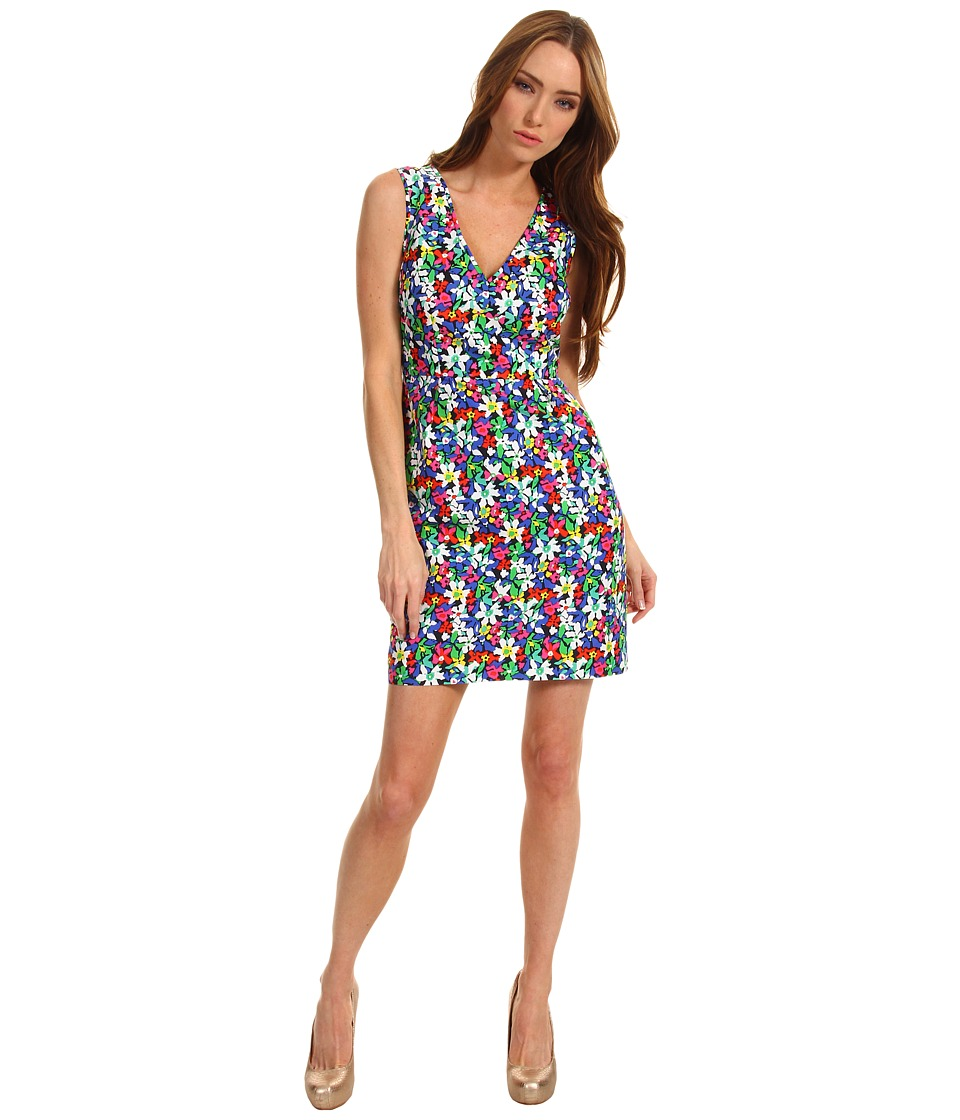 Kate Spade New York Floral Mira Dress Womens Dress (Multi)