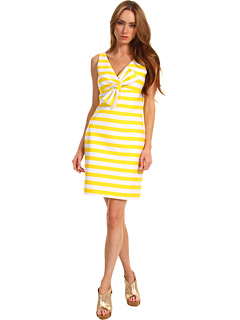 SALE! $199.99 - Save $198 on Kate Spade New York Striped Silverscreen Dress (Donovan Yellow Petula Stripe) Apparel - 49.75% OFF $398.00