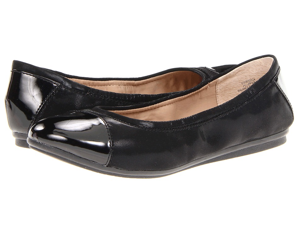 Easy Spirit - Gessica (Black) Women's Slip on Shoes