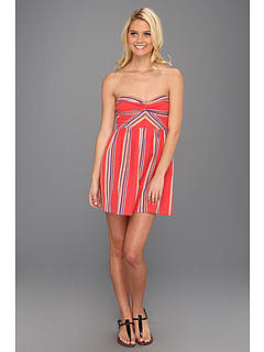 SALE! $21.99 - Save $28 on Roxy Fall Doll Dress (Paradise Pink Stripe) Apparel - 55.58% OFF $49.50