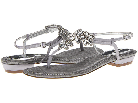 Nina - Keegan (Silver) Women's Dress Sandals
