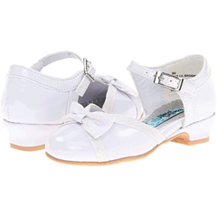 SALE! $9.99 - Save $18 on Rachel Kids Lil Brooke (Toddler Little Kid) (White Patent) Footwear - 64.32% OFF $28.00
