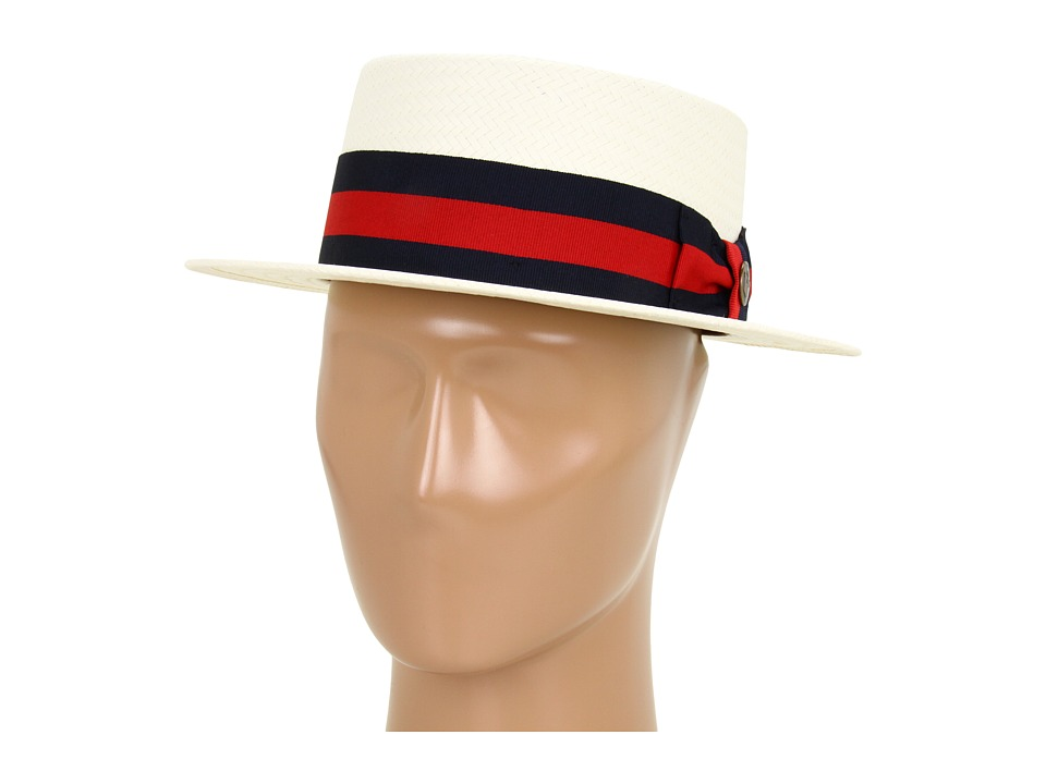 Goorin Brothers - Pierre Renoir Heritage Collection (White) Caps