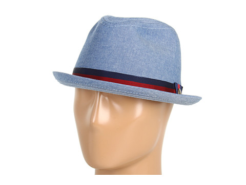 Goorin Brothers - Mick Bloom American Made (Blue) Fedora Hats