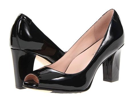 Taryn Rose - Fierce (Black Patent Leather) High Heels