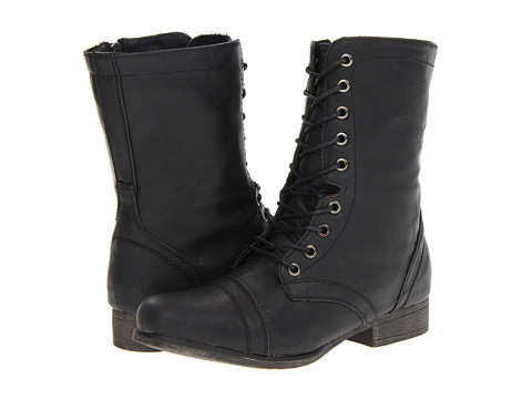 Madden Girl - Gamer (Black Paris) Women's Zip Boots