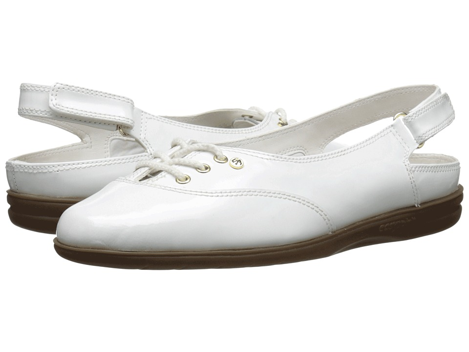 Easy Spirit - Mirelly (White Patent) Women
