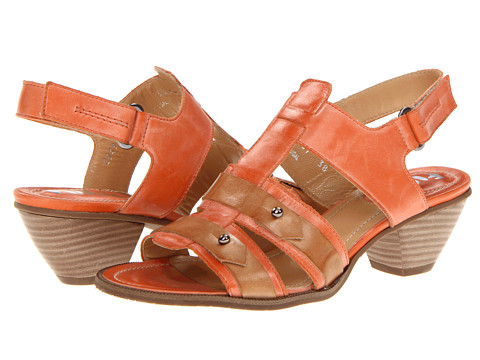 Fidji - G867 (Coral/Tan) Women