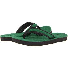 SALE! $9.99 - Save $10 on Sanuk Kids Fur Real Cozy (Little Kid Big Kid) (Green) Footwear - 50.03% OFF $19.99