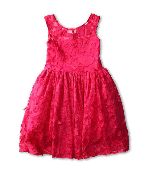 fiveloaves twofish - Pretty in Pink Dress (Little Kids/Big Kids) (Pink) Girl
