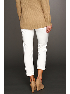 SALE! $40.33 - Save $29 on Calvin Klein Jeans Skinny Ankle Crop in White (White) Apparel - 41.97% OFF $69.50