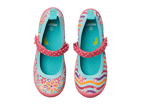 CHOOZE - Dance (Little Kid/Big Kid) (Charm Pink) Girls Shoes