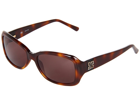 Givenchy - SGV 761 (Tortoise/Brown) Fashion Sunglasses