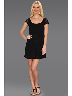 SALE! $33.34 - Save $16 on Volcom Remind Me Dress (Black) Apparel - 32.65% OFF $49.50