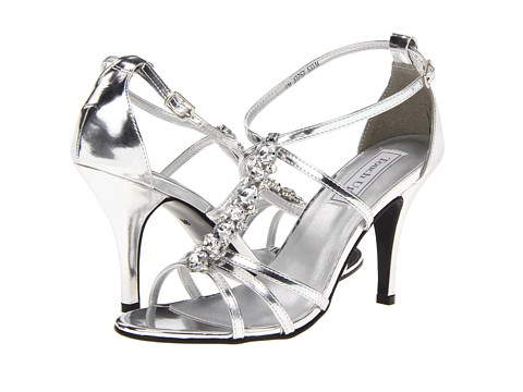 Touch Ups - Vanessa (Silver Metallic) Women's Shoes
