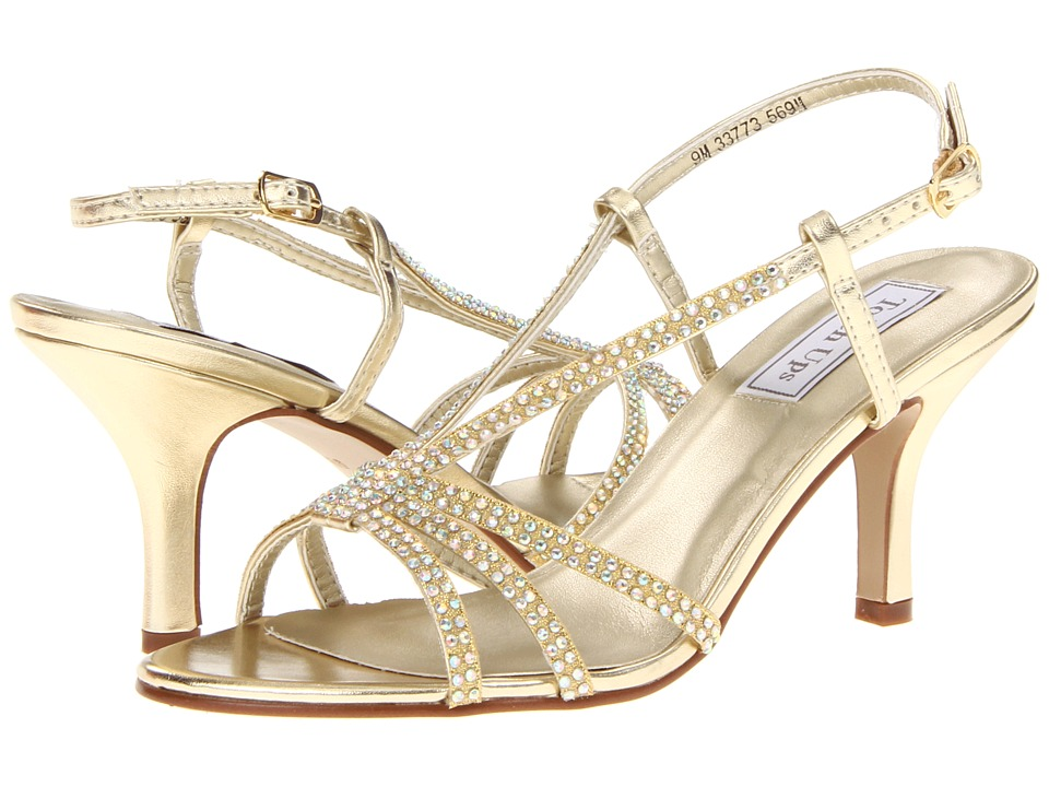 Touch Ups - Lyric (Gold Metallic) Women's Shoes