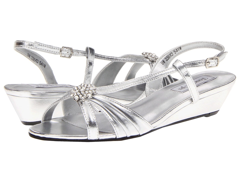 Touch Ups Geri (Silver Metallic) Women