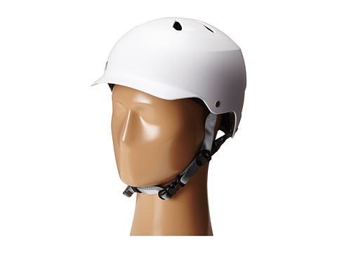 Bern - Watts Summer (Satin White) Helmet