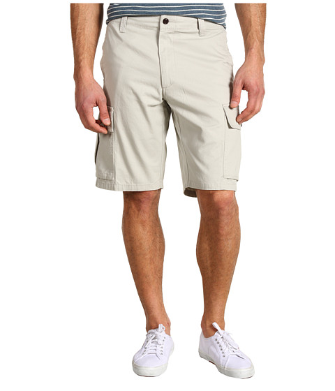 Dockers Men's - Core Cargo Short (Porcelain Khaki) Men's Shorts