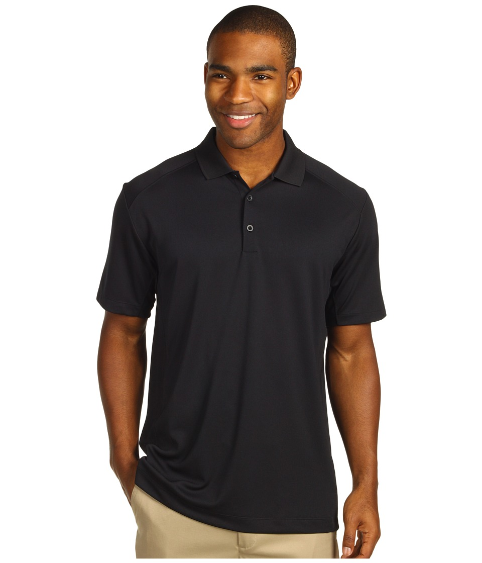 Nike Golf - Nike Victory Polo (Black/White) Men's Short Sleeve Pullover